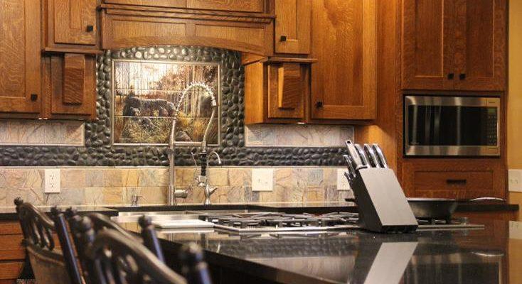 custom-quarter-sawn-oak-kitchen-cabinets