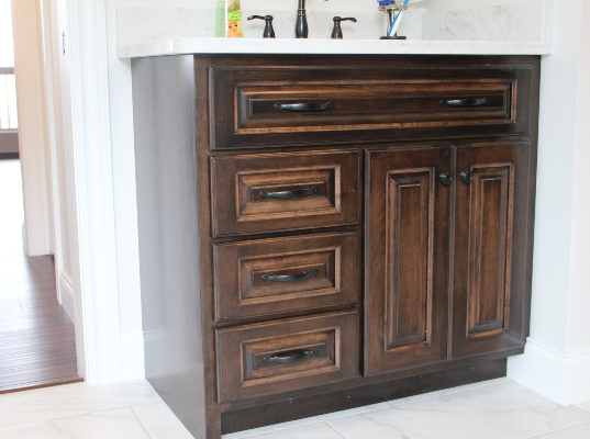 custom-dark-stained-vanity-cabinet