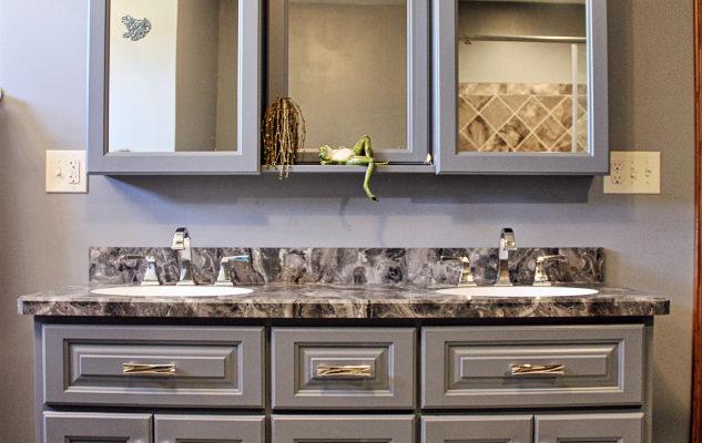 custom-blue-painted-vanity-cabinet