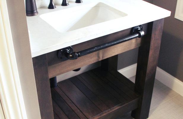 custom-rustic-vanity-cabinet-steel-pipe-towel-bar
