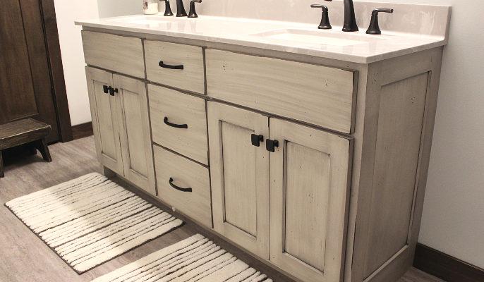 custom-gray-painted-distressed-vanity-cabinet