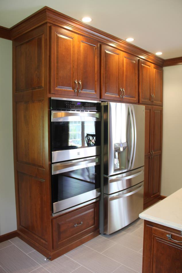 Cherry Custom Kitchen Cabinets - Titusville, PA ...