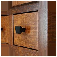 custom cabinet drawer