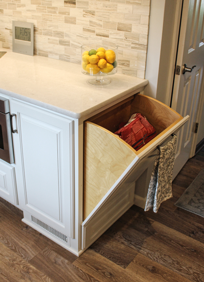 Custom Bone White Kitchen - Fairview, PA - Fairfield ...